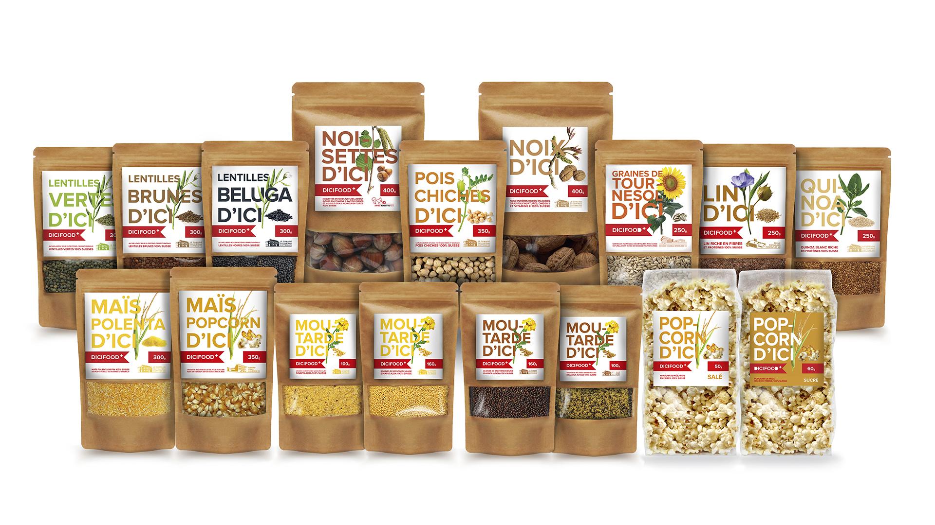 La qualité de nos produits est la pierre angulaire de notre démarche. Chez Dicifood, il nous tient à coeur de proposer des produits savoureux et authentiques, produits avec respect et passion.