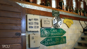 Domaine du Brantard, Antoine Sauty