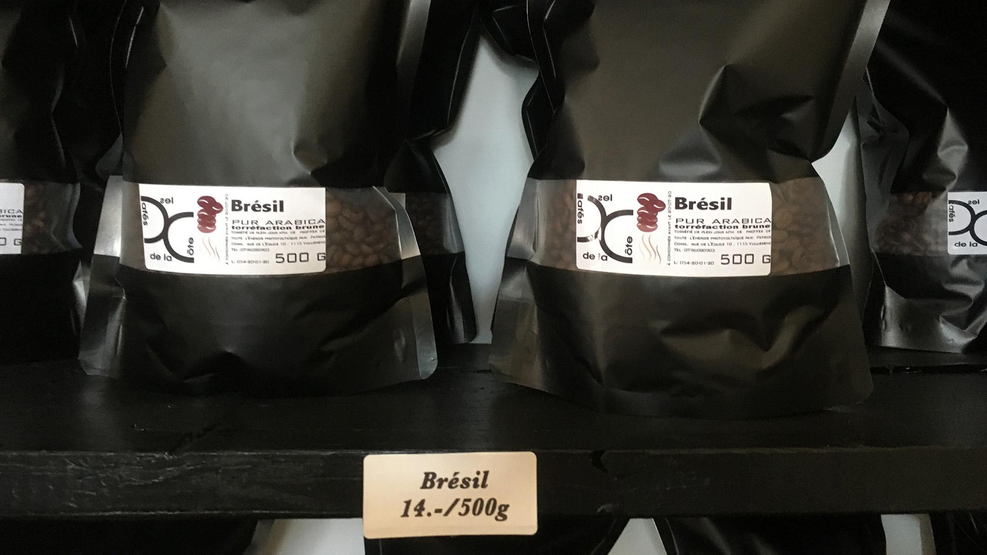 Brasserie de la Cote à Vullierens